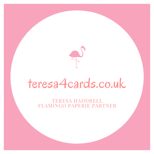 Flamingo Paperie with teresa4cards